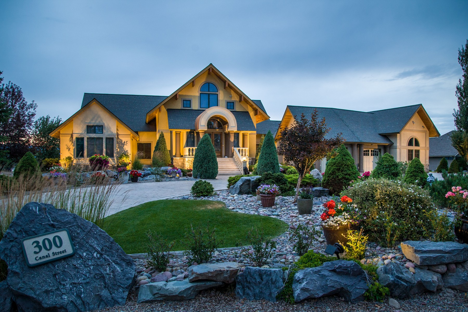 Property For Sale at Distinctive Luxury on the Flathead River