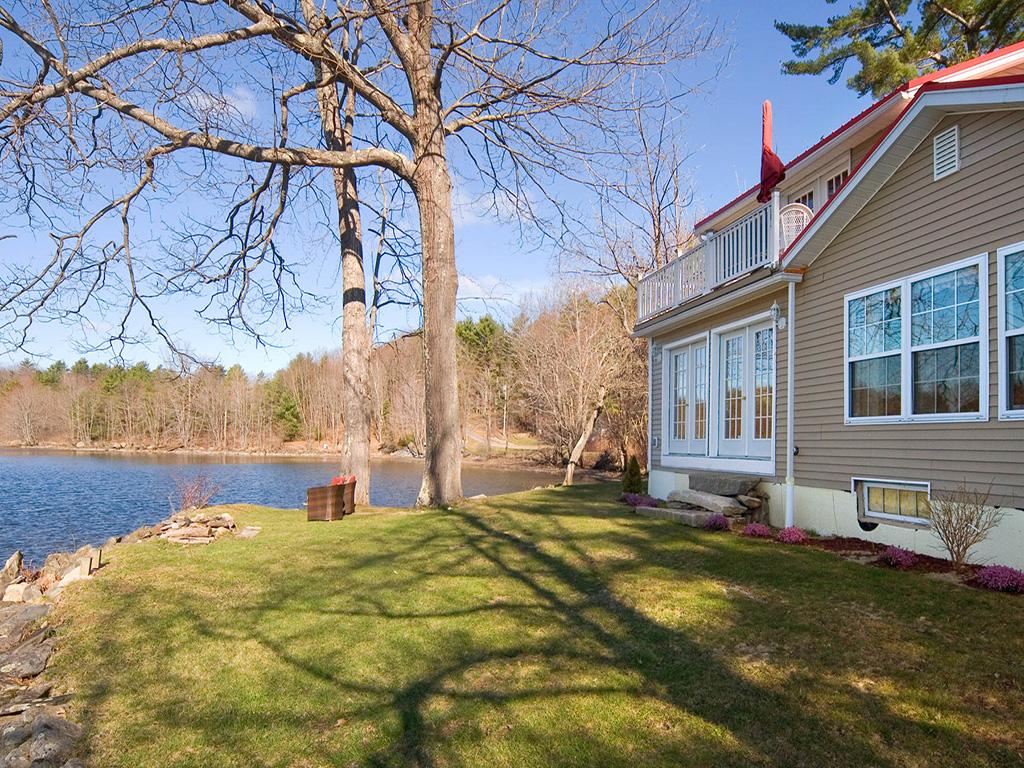 Einfamilienhaus für Verkauf beim 51 Washington Lane Litchfield, Maine 04350 Vereinigte Staaten