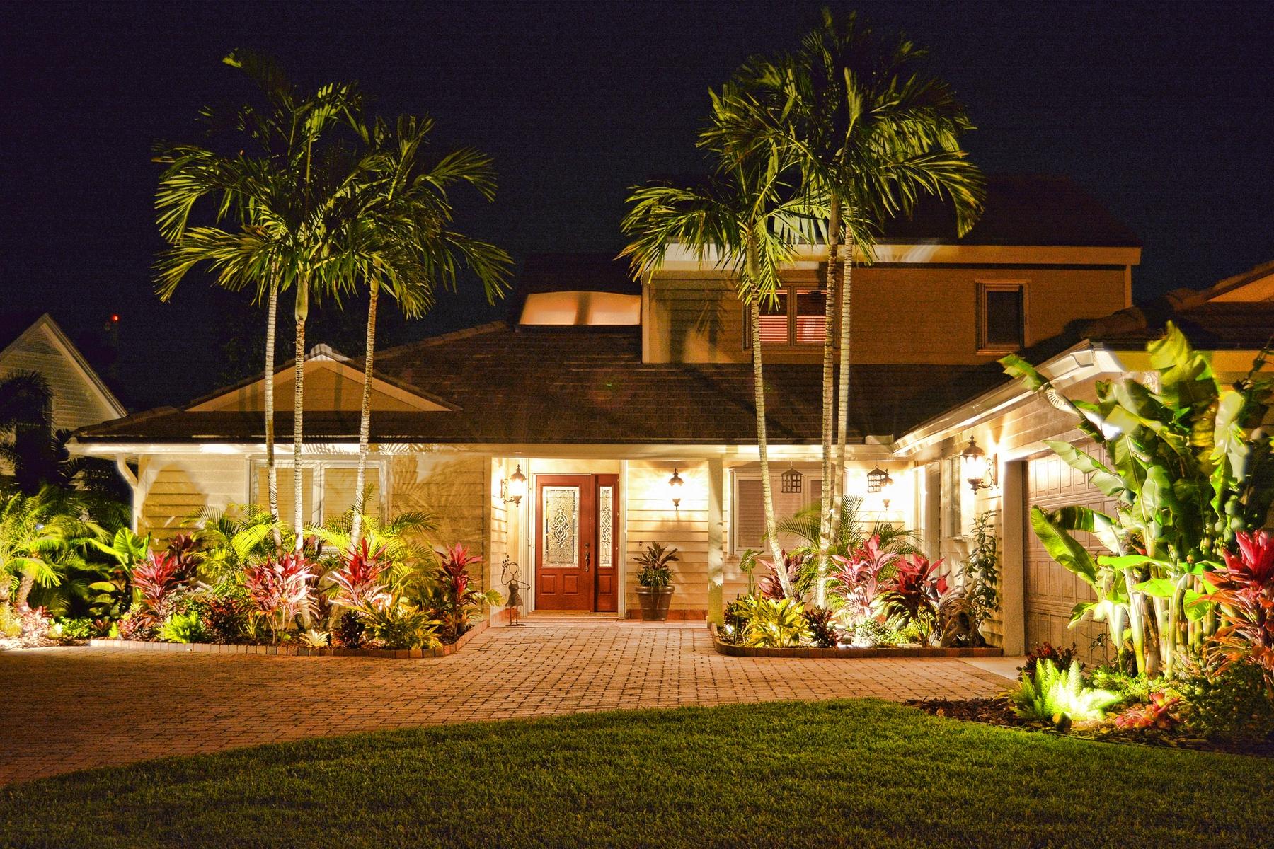 단독 가정 주택 용 매매 에 18350 SE Lakeside Drive Tequesta, 플로리다, 33469 미국