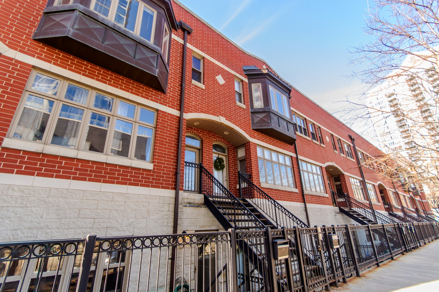 Residência urbana para Venda às South Loop Townhome 1818 S Calumet Avenue Near South Side, Chicago, Illinois, 60616 Estados Unidos