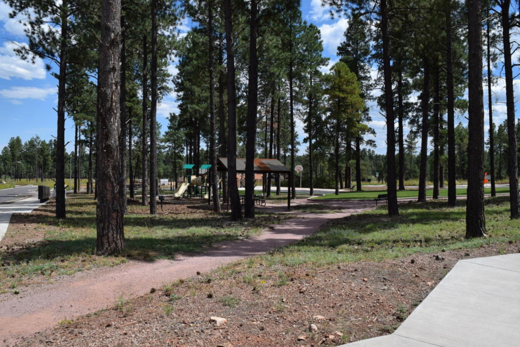 Land for Sale at Beautiful Presidio back load lot from an alley and ready to build on 2876 W Patio Del Presidio Flagstaff, Arizona, 86001 United States