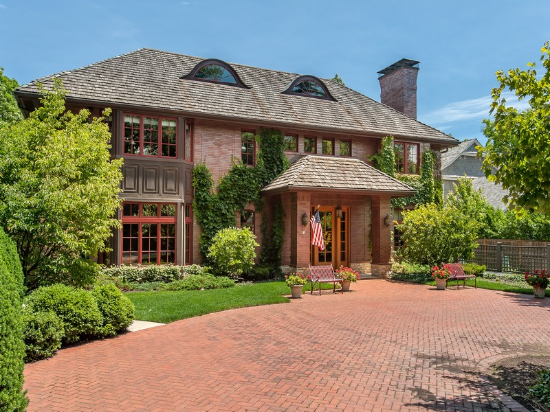 sales property at Spectacular Lakefront English Manor