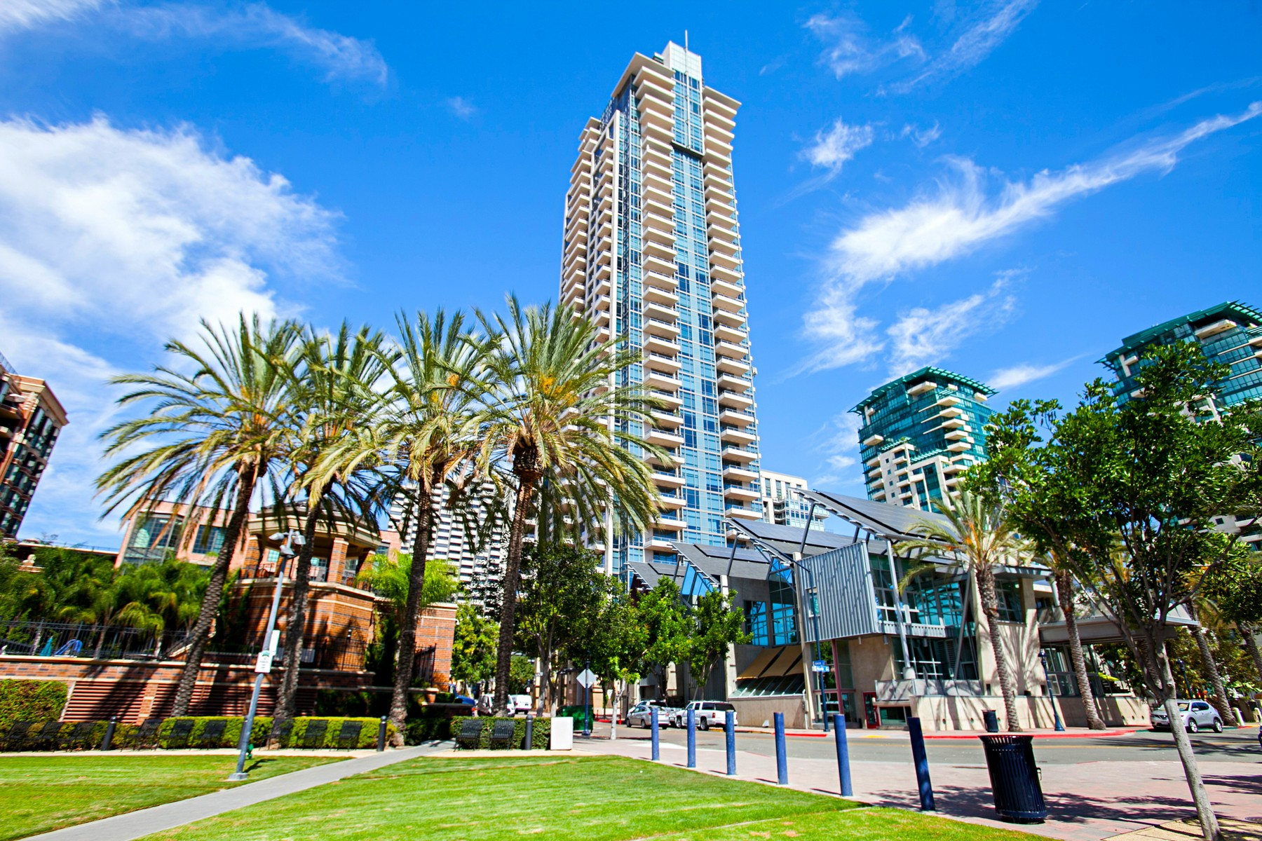 Additional photo for property listing at 550 Front street #1208  San Diego, California 92101 Estados Unidos