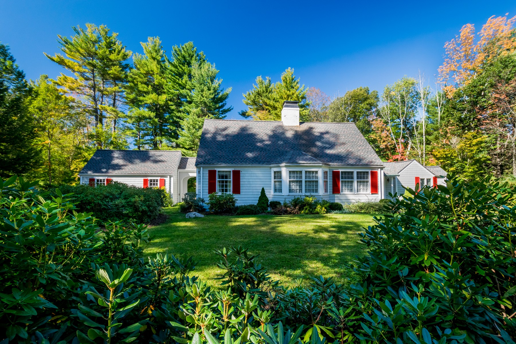 Single Family Home for Sale at Serene Country Setting 34 Old Winter Street Lincoln, Massachusetts 01773 United States