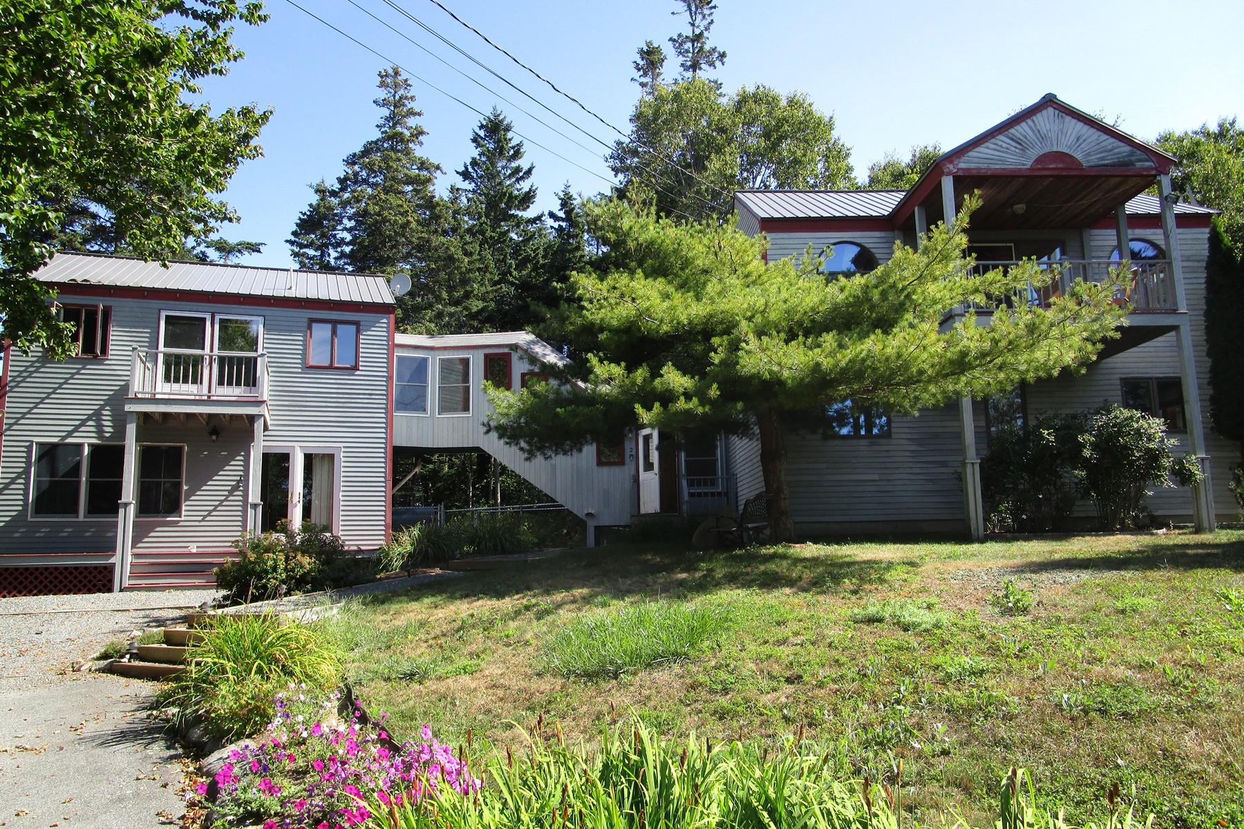Property For Sale at Bass Harbor Watch