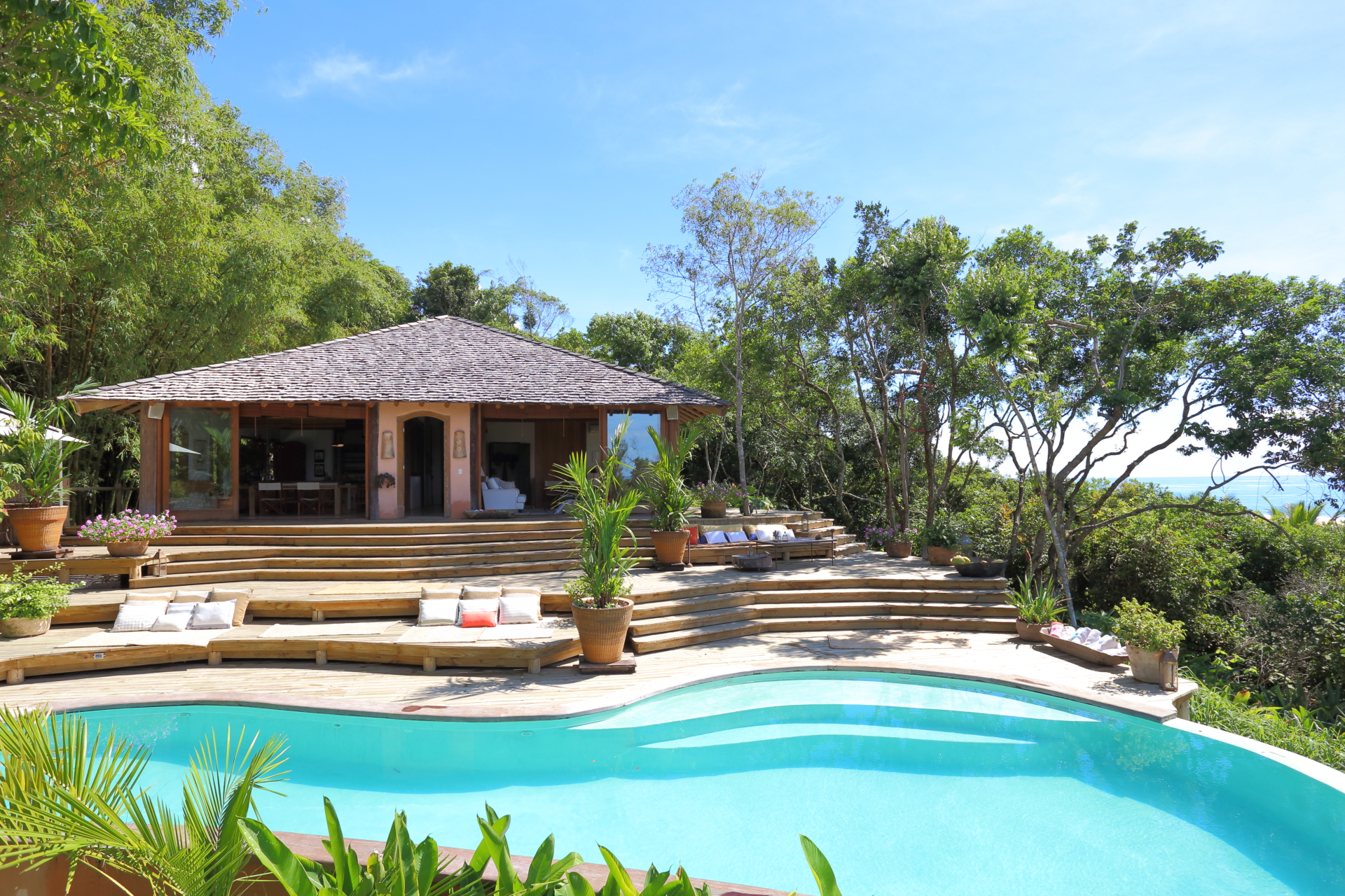 Single Family Home for Sale at Amazing views Trancoso, Bahia, Brazil