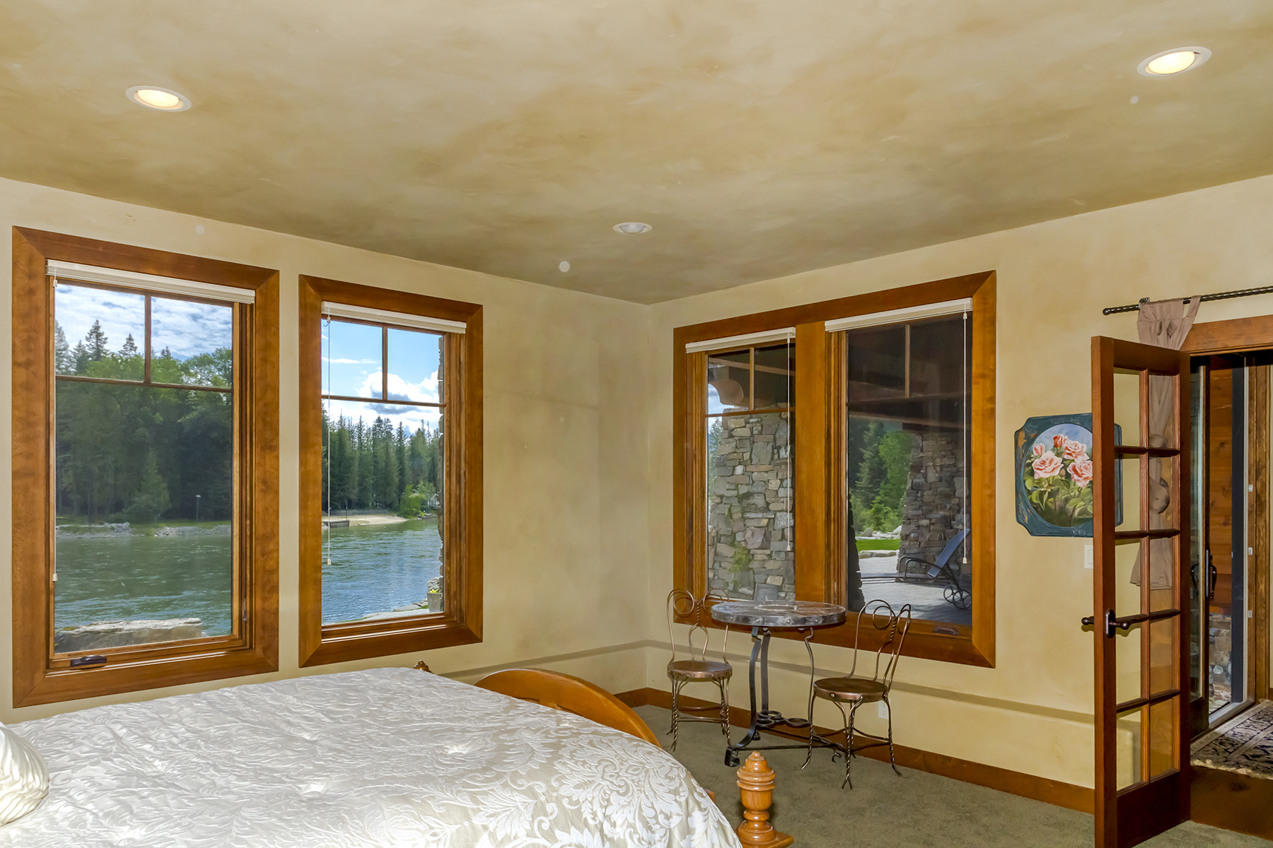 Property Of Beautiful Waterfront home on the River