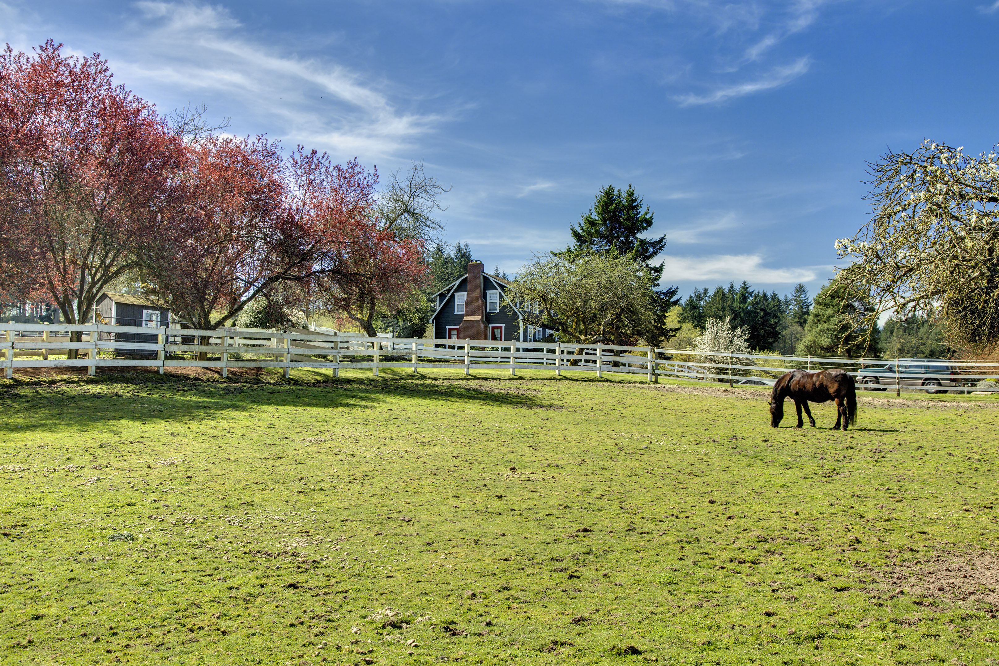 Additional photo for property listing at Gig Harbor Equestrian 2302 50th Ave NW Gig Harbor, Washington 98335 United States