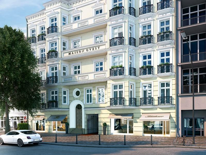 Appartement en copropriété pour l Vente à Luxury Dream Home - Maison Ouest Berlin, Berlin 10789 Allemagne