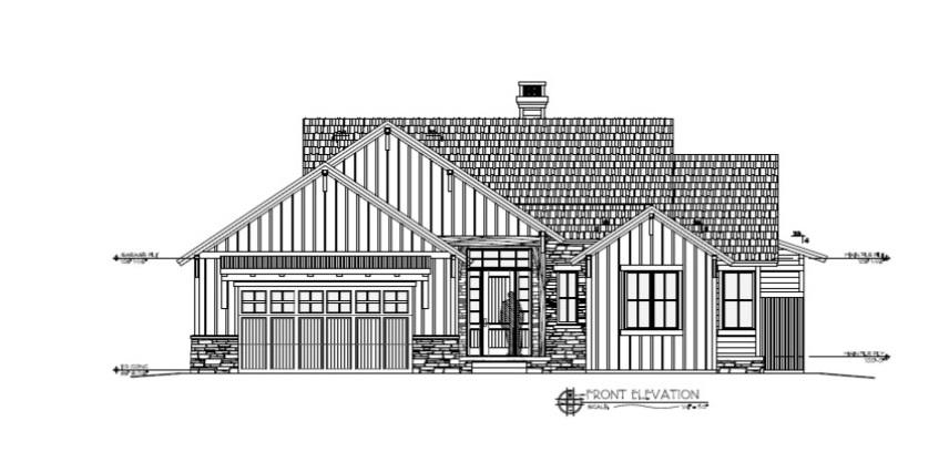 Casa para uma família para Venda às 2734 Bunkhouse Missoula, Montana 5988 Estados Unidos