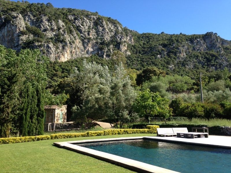 Property Of Finca con hermosas vistas en Valldemossa