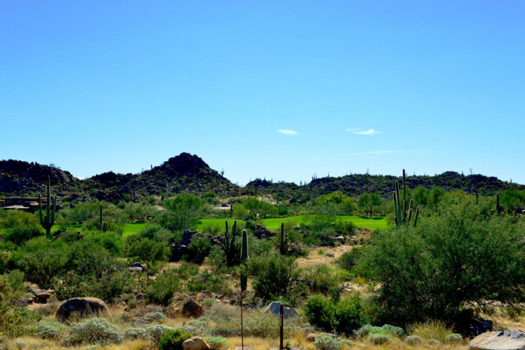 Terreno por un Venta en Easy-Build Homesite With Outstanding Mountain And Golf Course Views 1444 W Tortolita Mountain Circle #300 Oro Valley, Arizona 85755 Estados Unidos