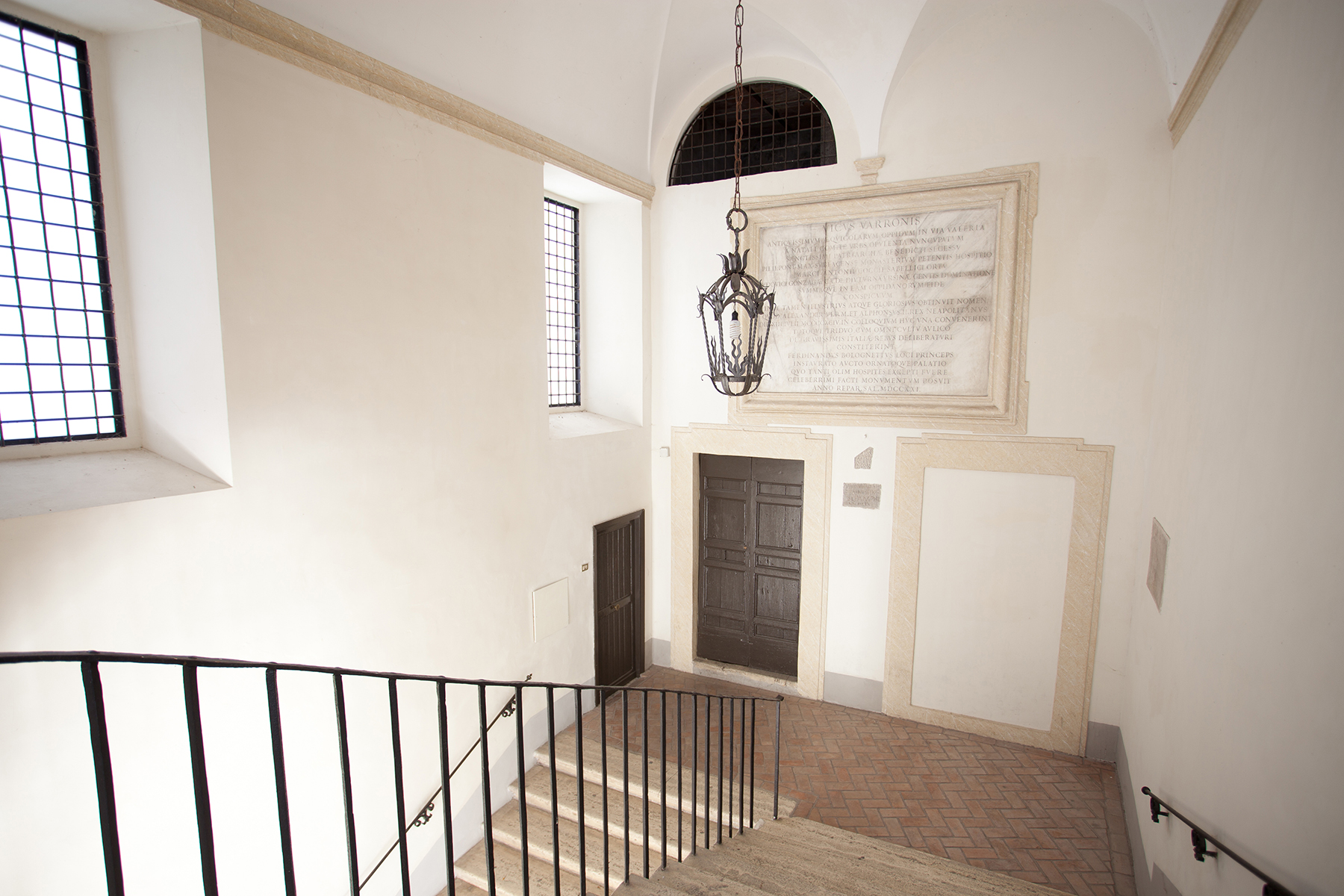 Additional photo for property listing at Vicovaro Castle Via Regina Margherita Vicovaro, Rome 00029 Italie