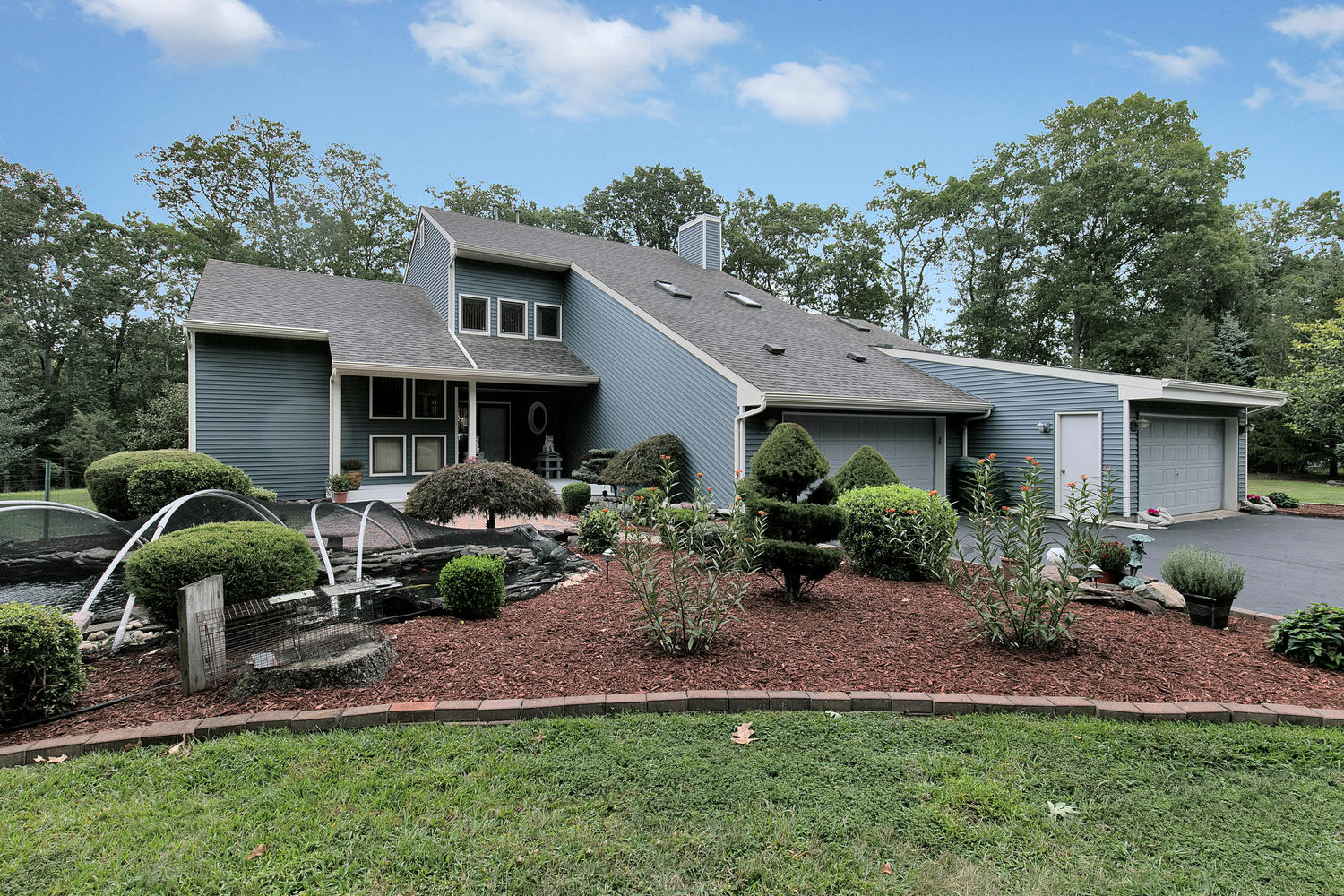 Single Family Home for Sale at Unique Offering in Wall! 2133 Old Mill Road Wall, New Jersey 07719 United States