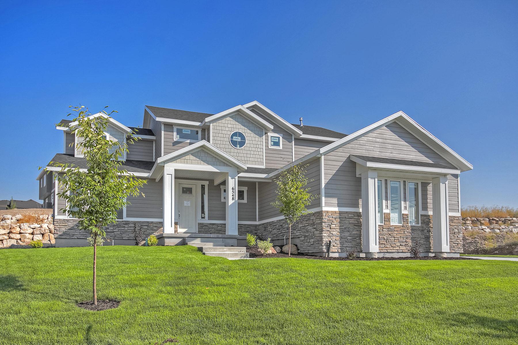 独户住宅 为 销售 在 Lake City Custom Homes Lake Bay Plan 6458 W Chan Reese Dr Lot #1020 West Jordan, 犹他州 84081 美国