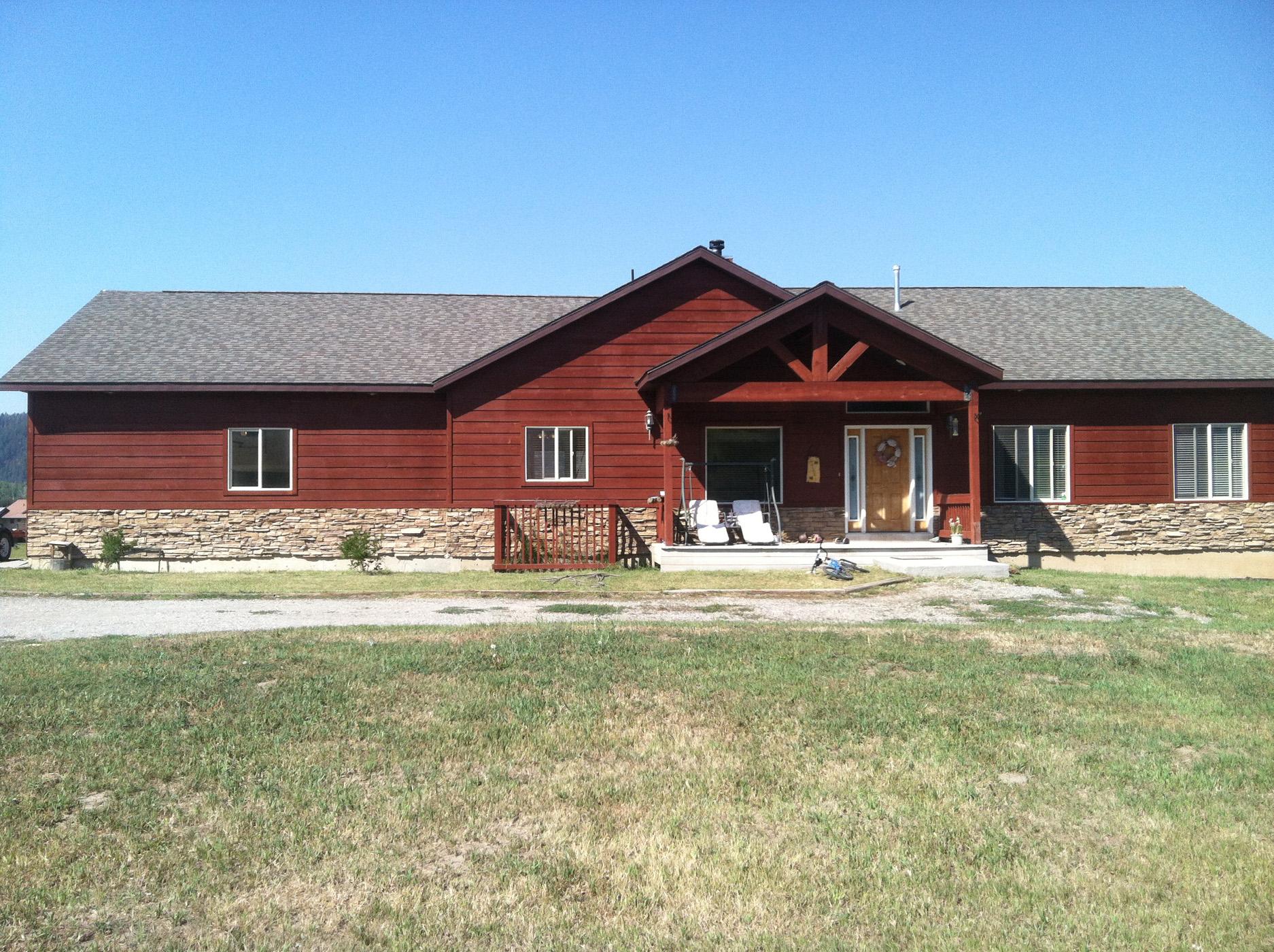 Nhà ở một gia đình vì Bán tại Spacious Home In Thayne 300 Fidler Lane Thayne, Wyoming 83127 Hoa Kỳ
