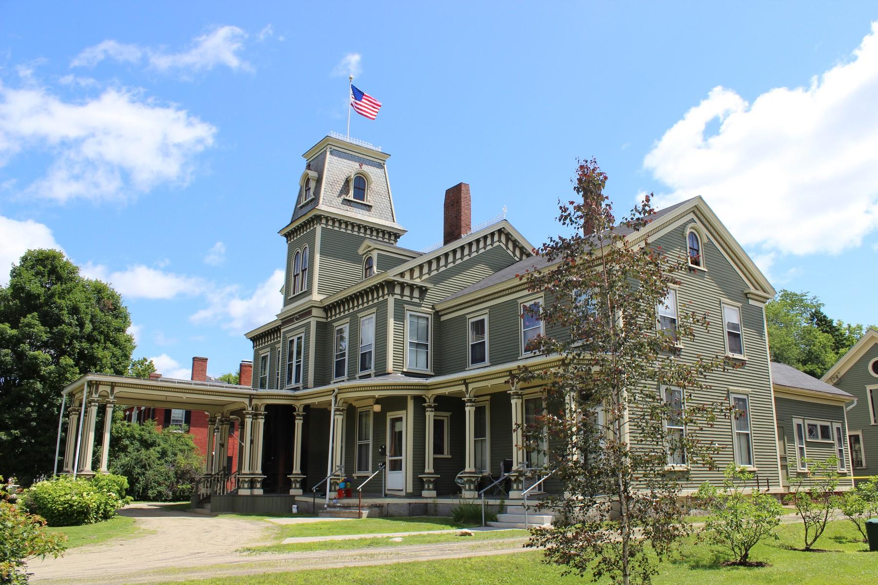 Casa multifamiliare per Vendita alle ore 1496 Main Street, St. Johnsbury St. Johnsbury, Vermont, 05819 Stati Uniti