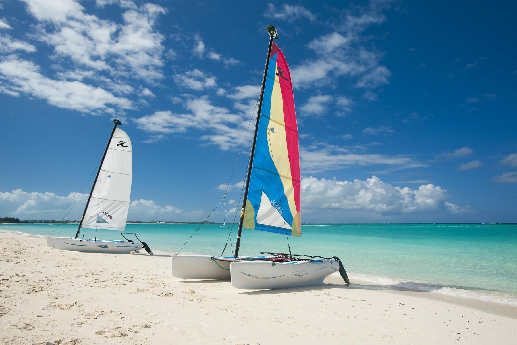 Appartement en copropriété pour l Vente à The Sands at Grace Bay - Suite 5104 The Sands On Grace Bay, Grace Bay, Providenciales Îles Turques Et Caïques