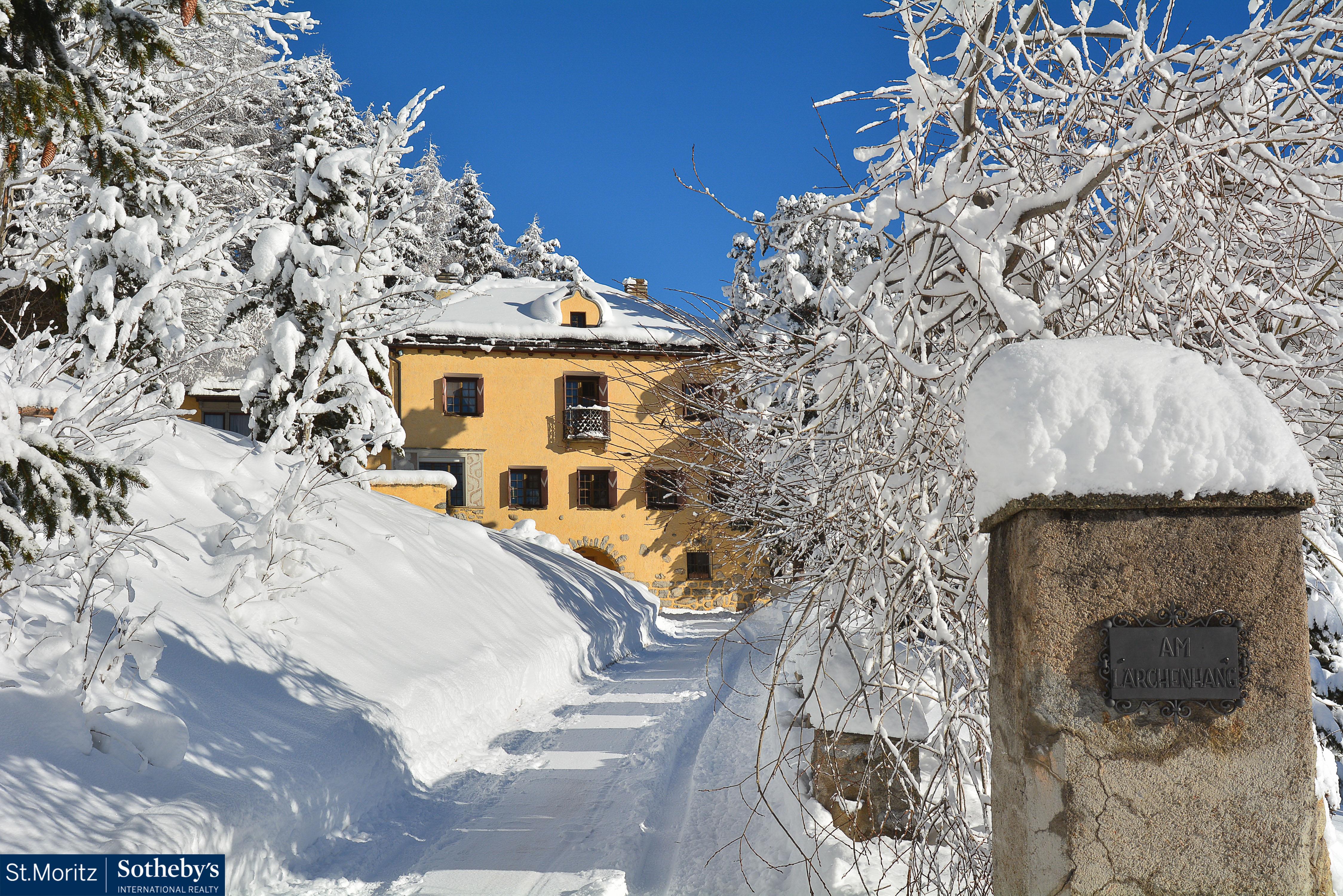 獨棟家庭住宅 為 出售 在 Chalet Other Grisons, Grisons 瑞士