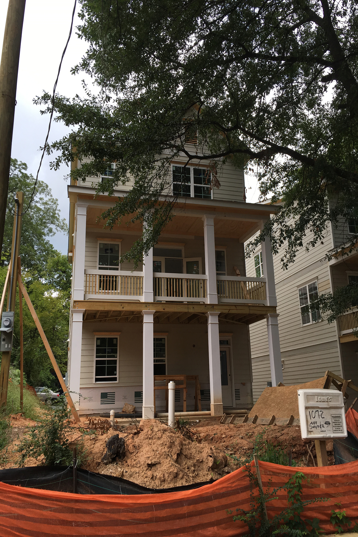 sales property at New Construction Near Georgia Tech