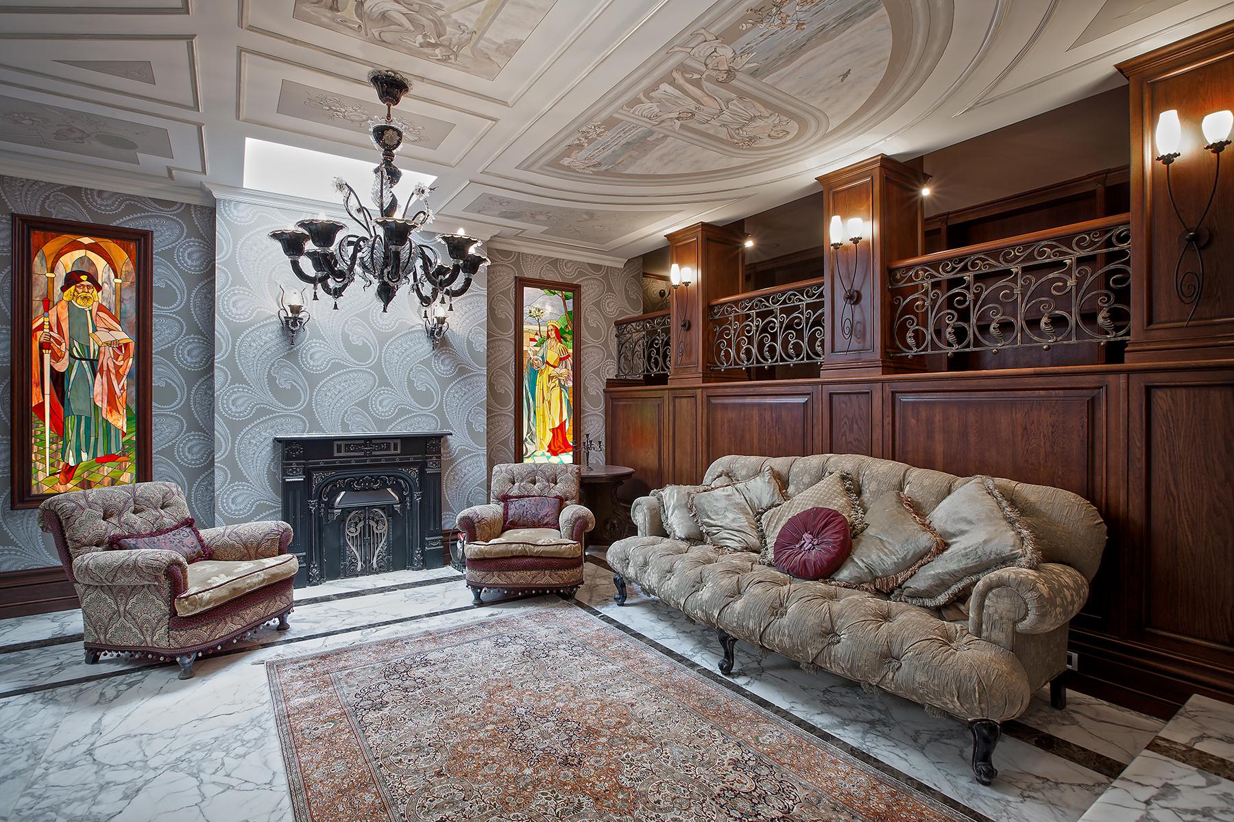 sales property at Penthouse on Taras Shevchenko Embankment