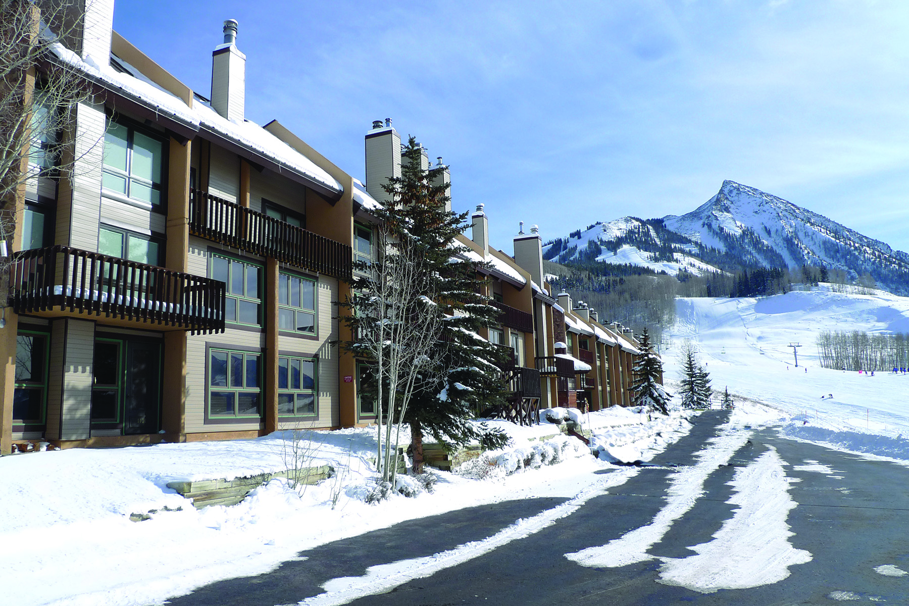 Property For Sale at Timeless Ski In/Ski Out Condominium