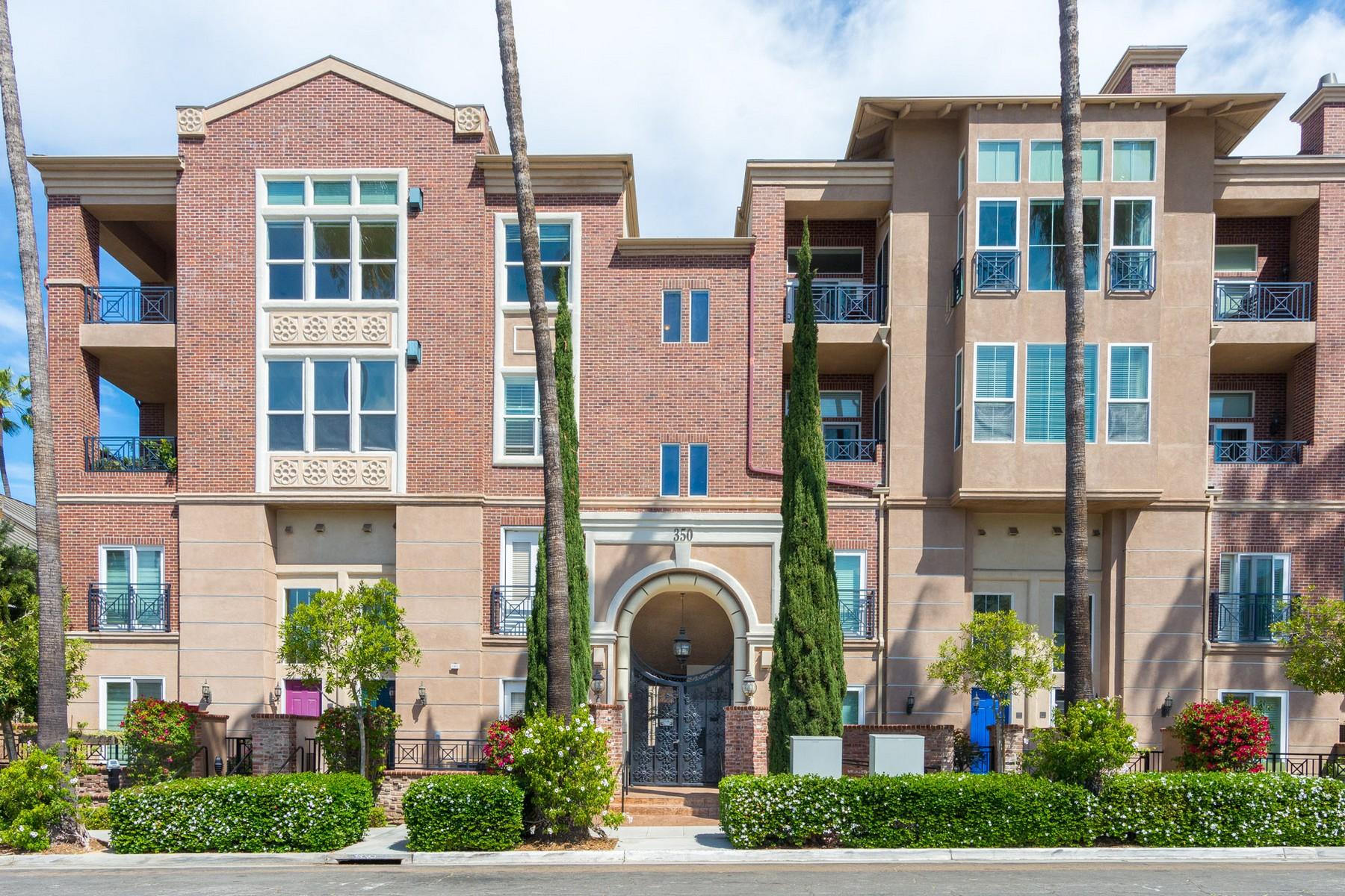 Stadthaus für Verkauf beim Cambridge Square 350 Nutmeg San Diego, Kalifornien 92103 Vereinigte Staaten