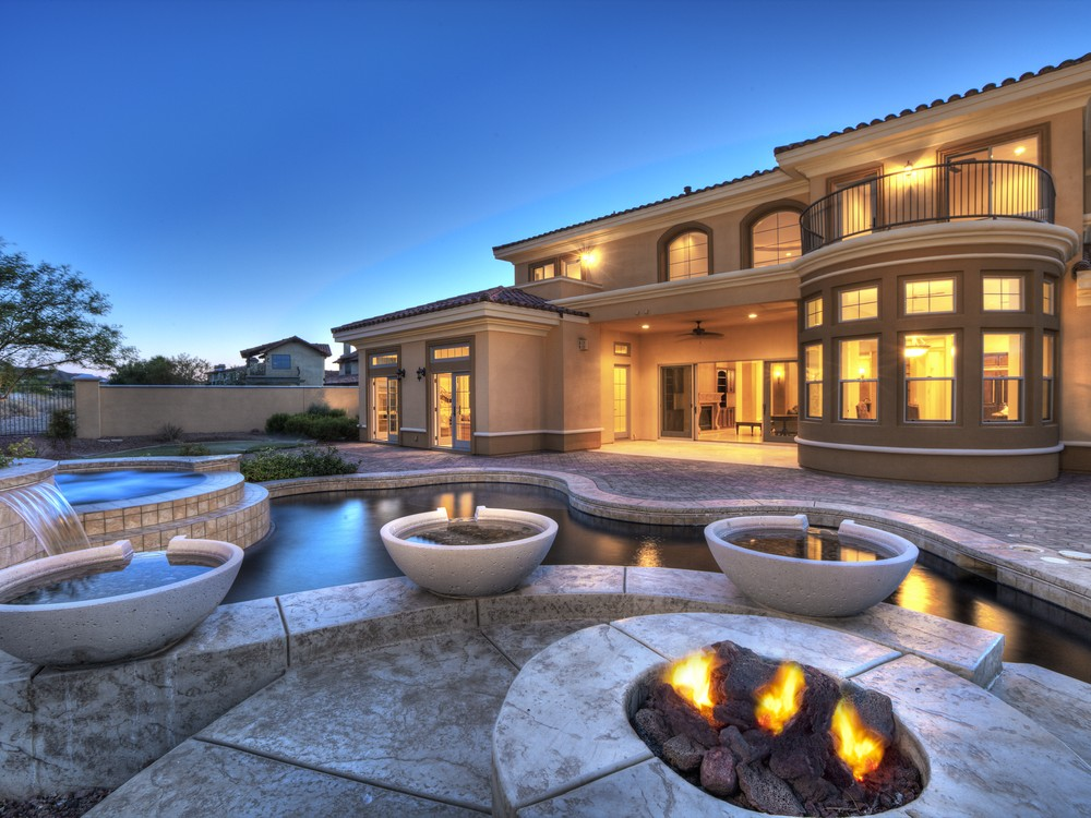 Casa para uma família para Venda às The Estate in Lake Las Vegas 54 Rue Mediterra Dr Lake Las Vegas, Henderson, Nevada 89011 Estados Unidos