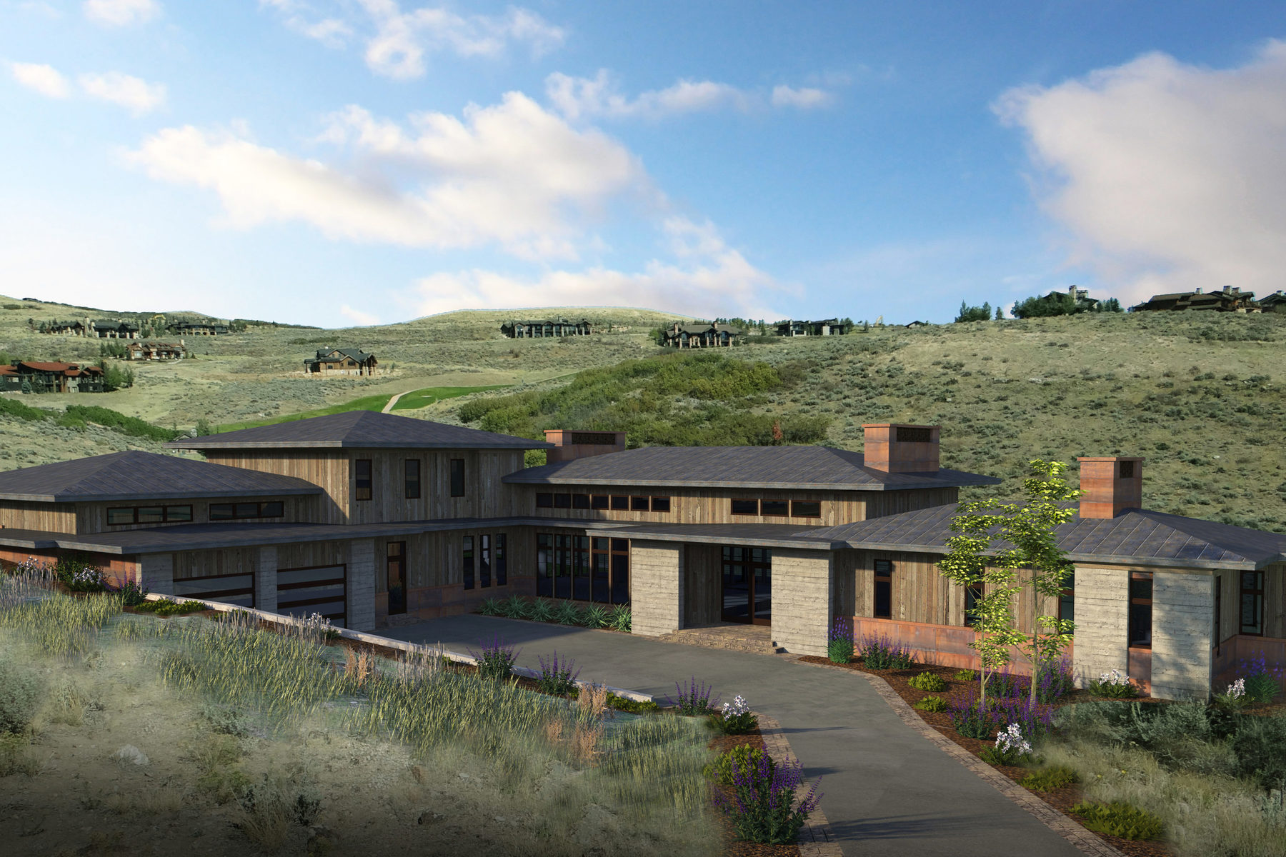 Land for Sale at Amazing Homesite with Views 8882 N Promontory Ridge Dr Park City, Utah, 84098 United States