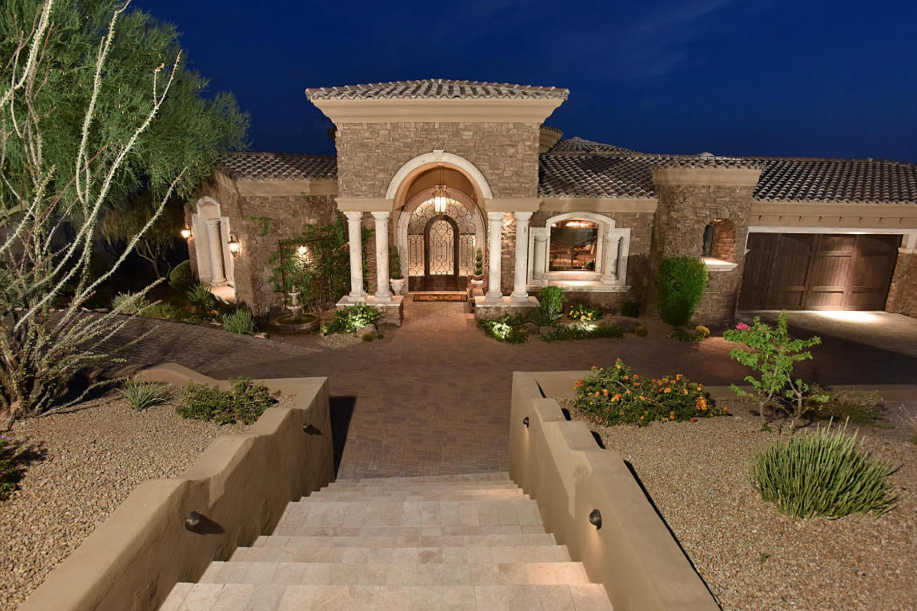 Property For Sale at Magnificent Private Estate Sits On 4 Acres In Gated North Scottsdale Community