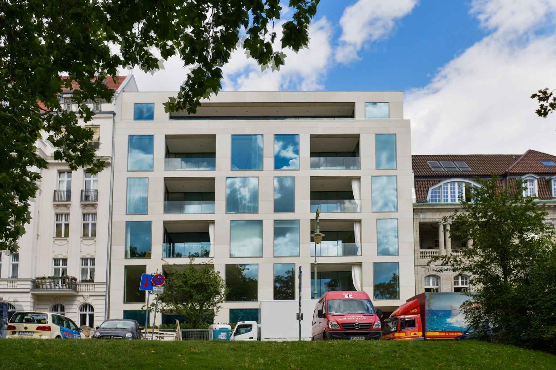 Apartamento para Venda às Modern New Construction directly by the Lietzensee! Berlin, Berlim, 14057 Alemanha