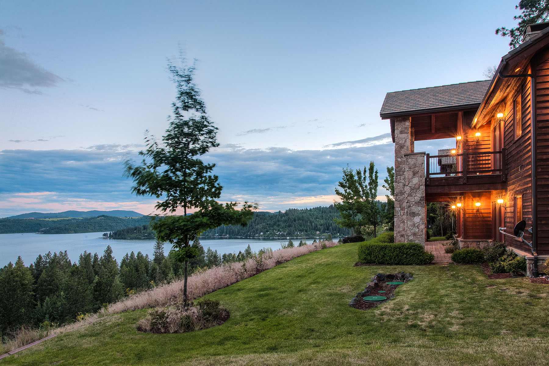 Property For Sale at Coeur d'Alene Lake Views at Black Rock
