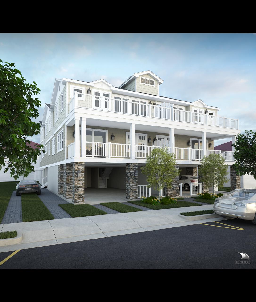 sales property at 114-116 N. Jefferson