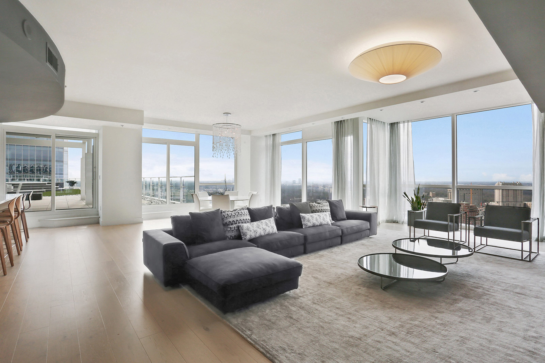 sales property at The Ultimate Buckhead Penthouse