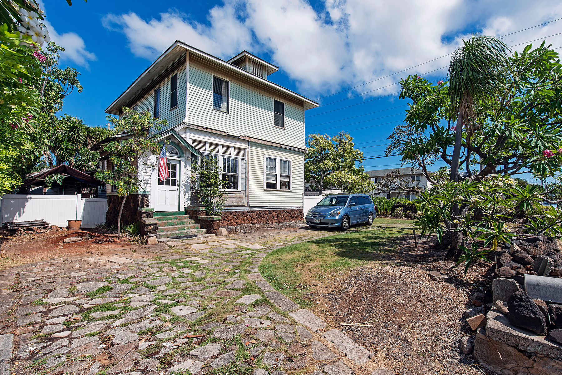 Single Family Home for Sale at One-of-A-Kind Home 1105 8th Avenue Kaimuki, Honolulu, Hawaii 96816 United States