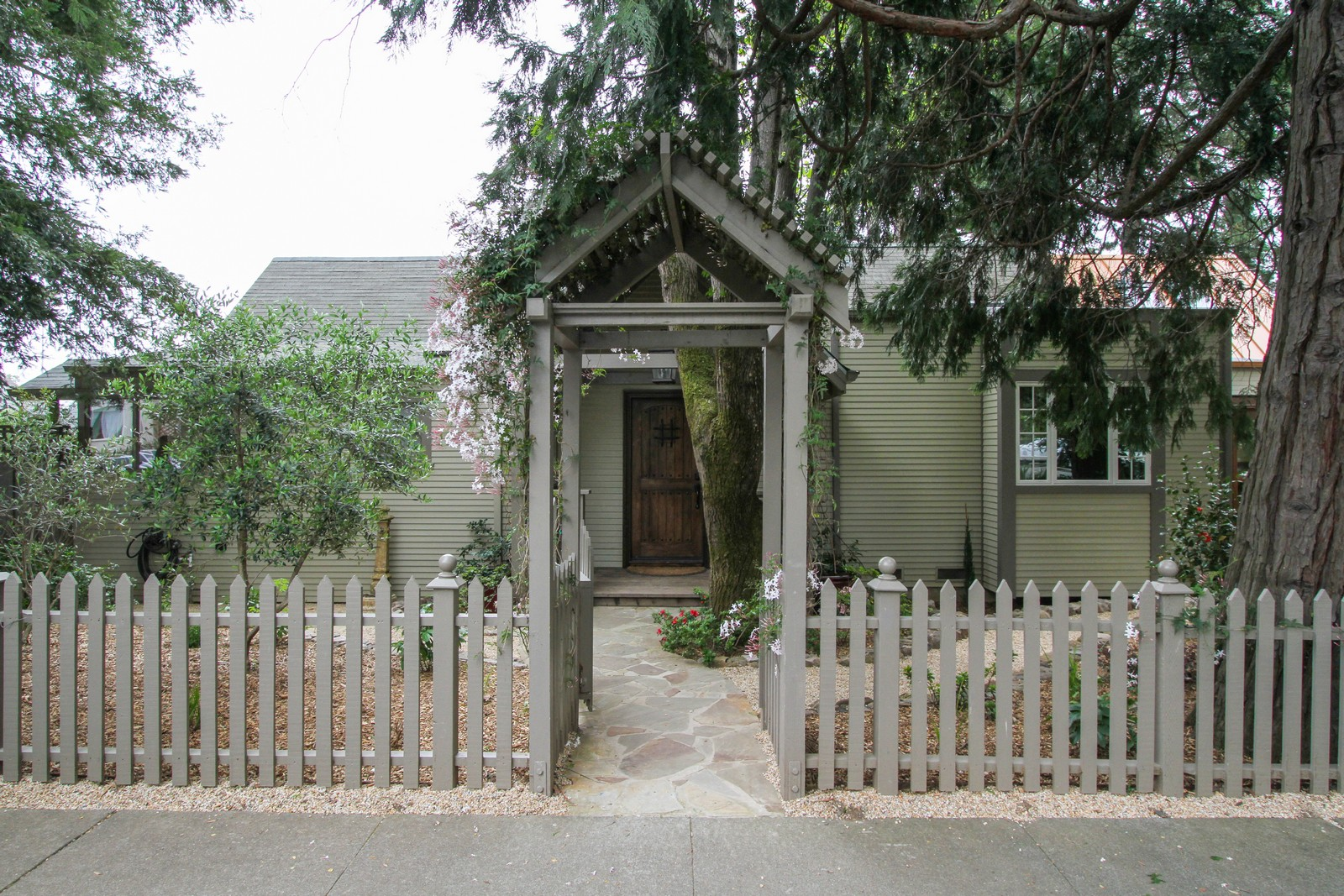 sales property at Downtown Healdsburg Cottage
