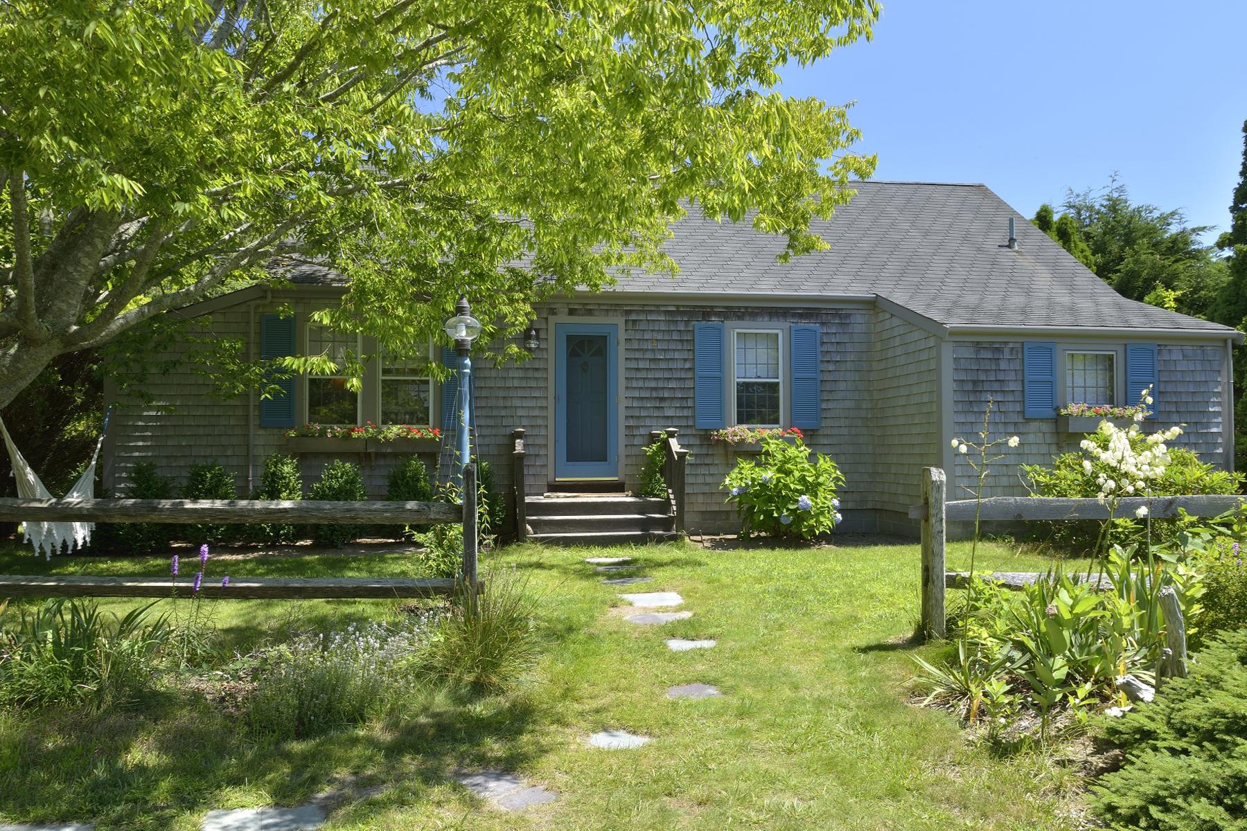Nhà ở một gia đình vì Bán tại South of Town 66 Hooper Farm Road Nantucket, Massachusetts 02554 Hoa Kỳ