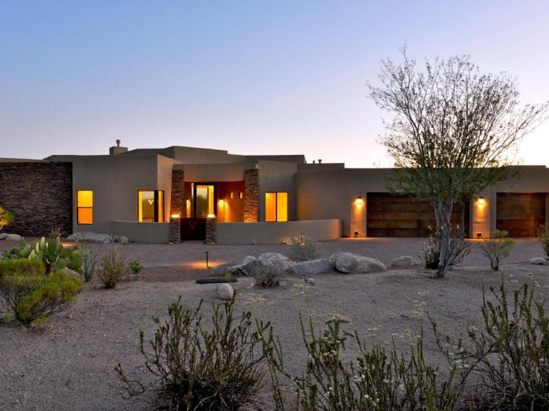 Moradia para Venda às Exquisite New Construction in Rancho Vistoso's Stone Canyon 13711 N Old Forest Trail Oro Valley, Arizona 85755 Estados Unidos