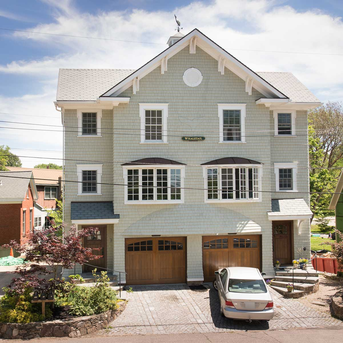 Townhouse for Sale at Kittery Foreside Townhouse 1 Stimson Street Kittery, Maine 03904 United States