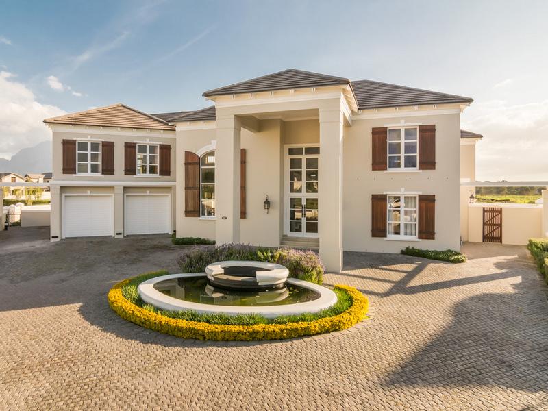 단독 가정 주택 용 매매 에 Val de Vie Polo Estate Paarl, 웨스턴 케이프 7646 남아프리카