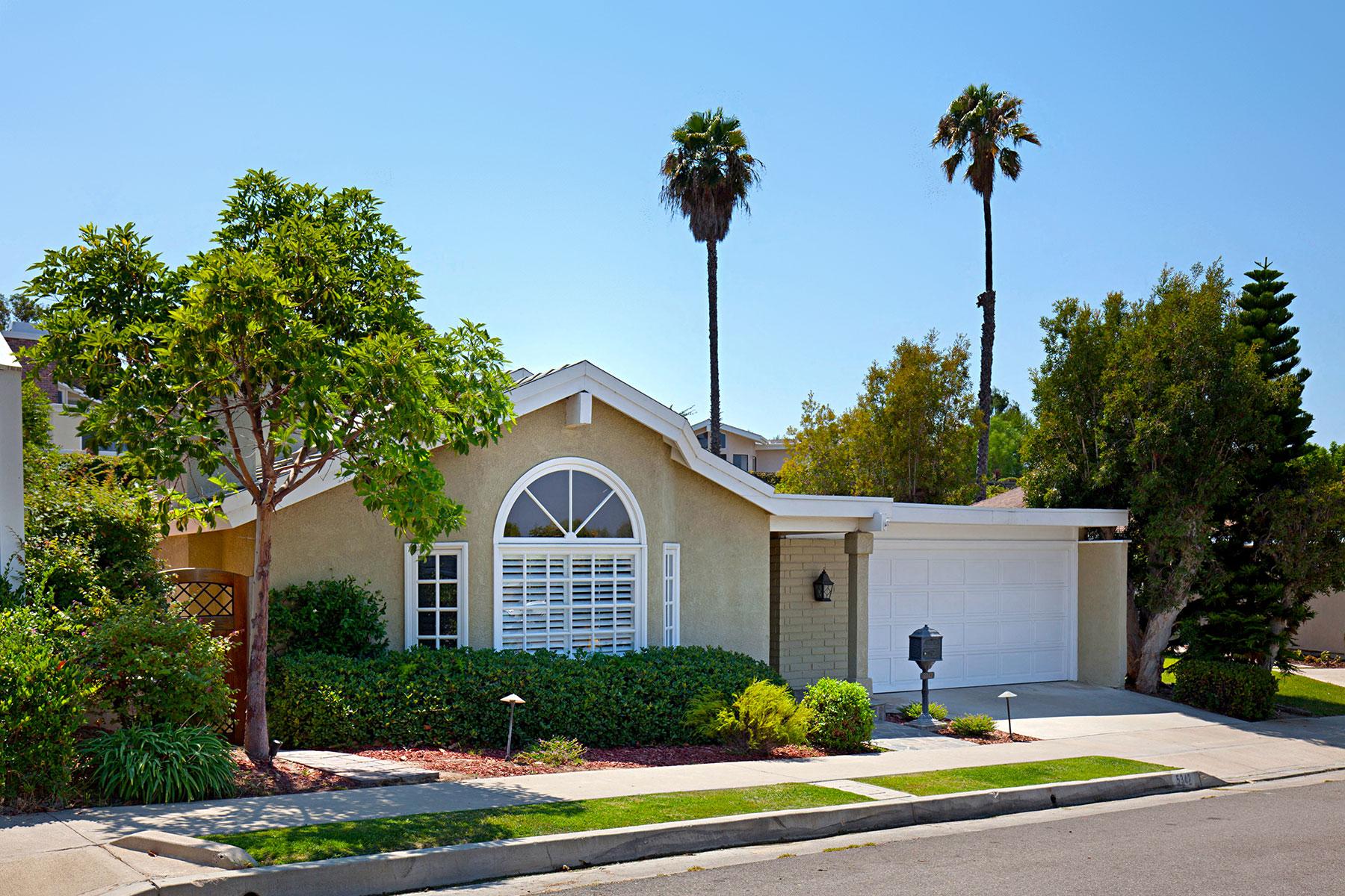 Частный односемейный дом для того Продажа на 5342 Blinn Lane Irvine, 92603 Соединенные Штаты