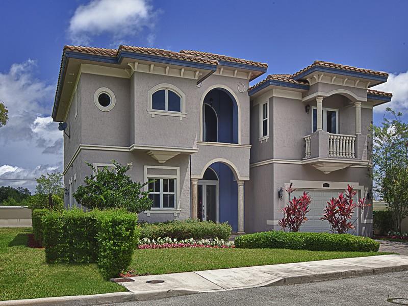 단독 가정 주택 용 매매 에 3564 Forest View Cr Dania Beach, 플로리다 33312 미국