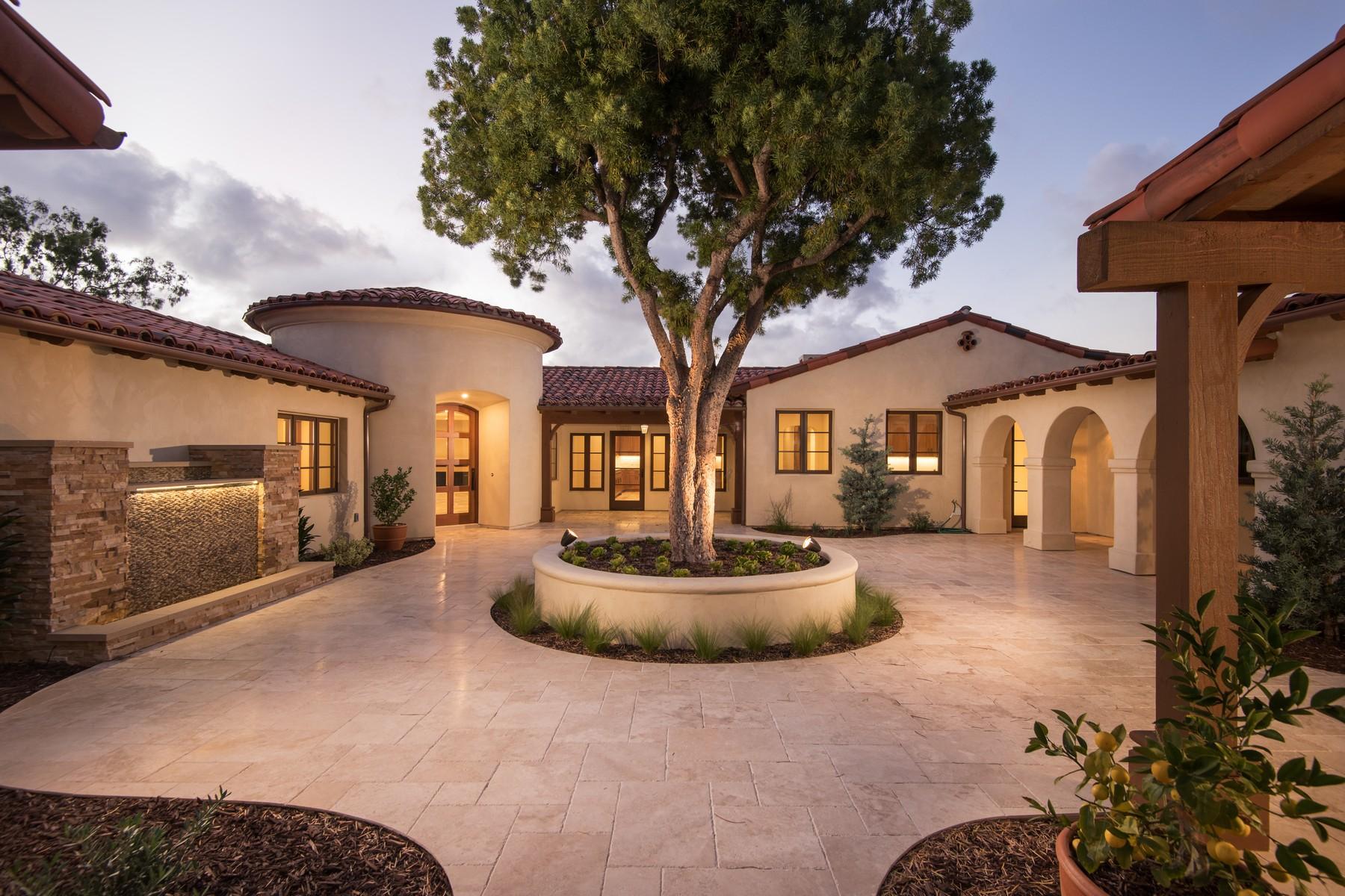 Casa Unifamiliar por un Venta en 18032 Avenida Alondra Rancho Santa Fe, California 92067 Estados Unidos