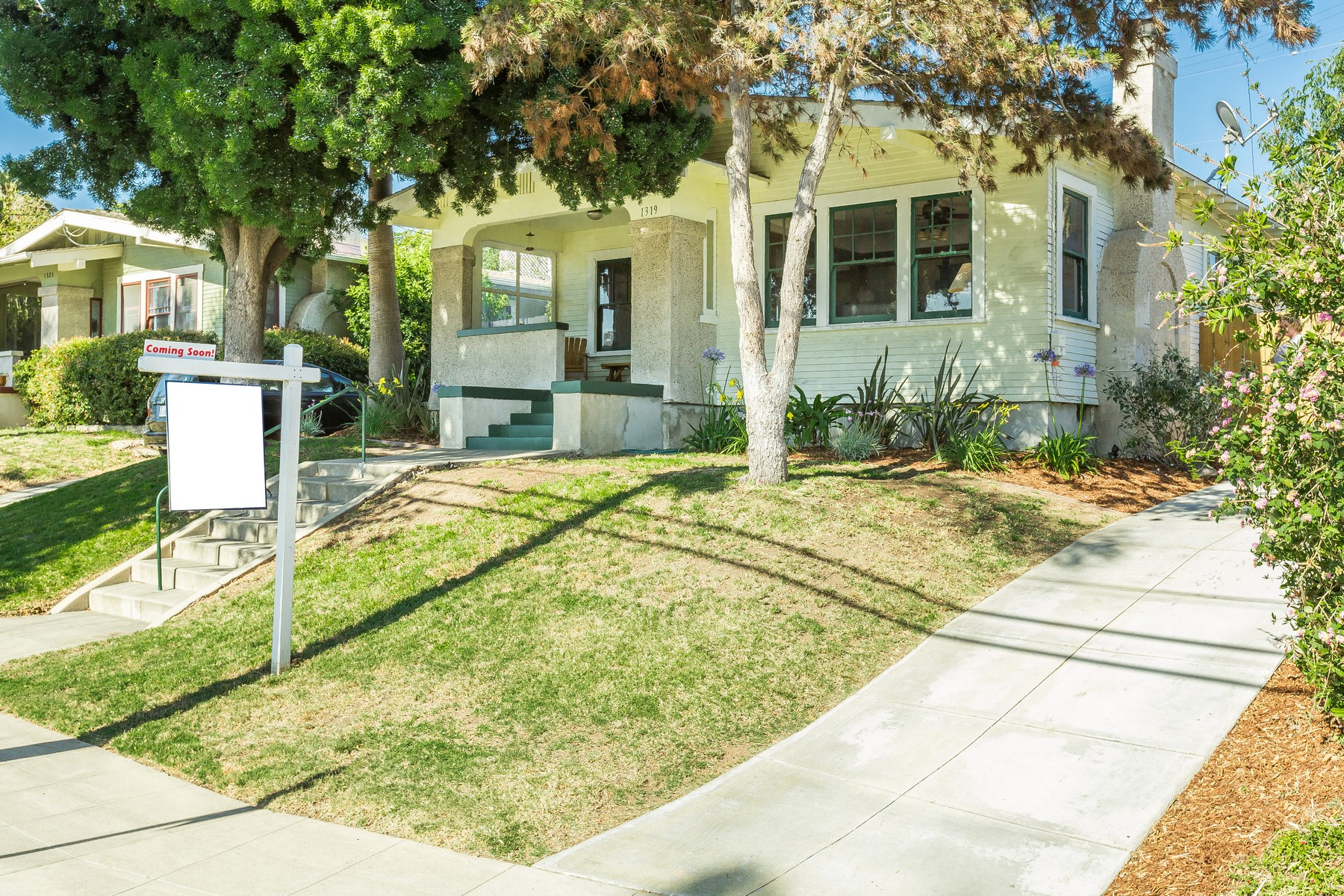 Single Family Home for Sale at 1319 29th Street South Park, San Diego, California 92102 United States
