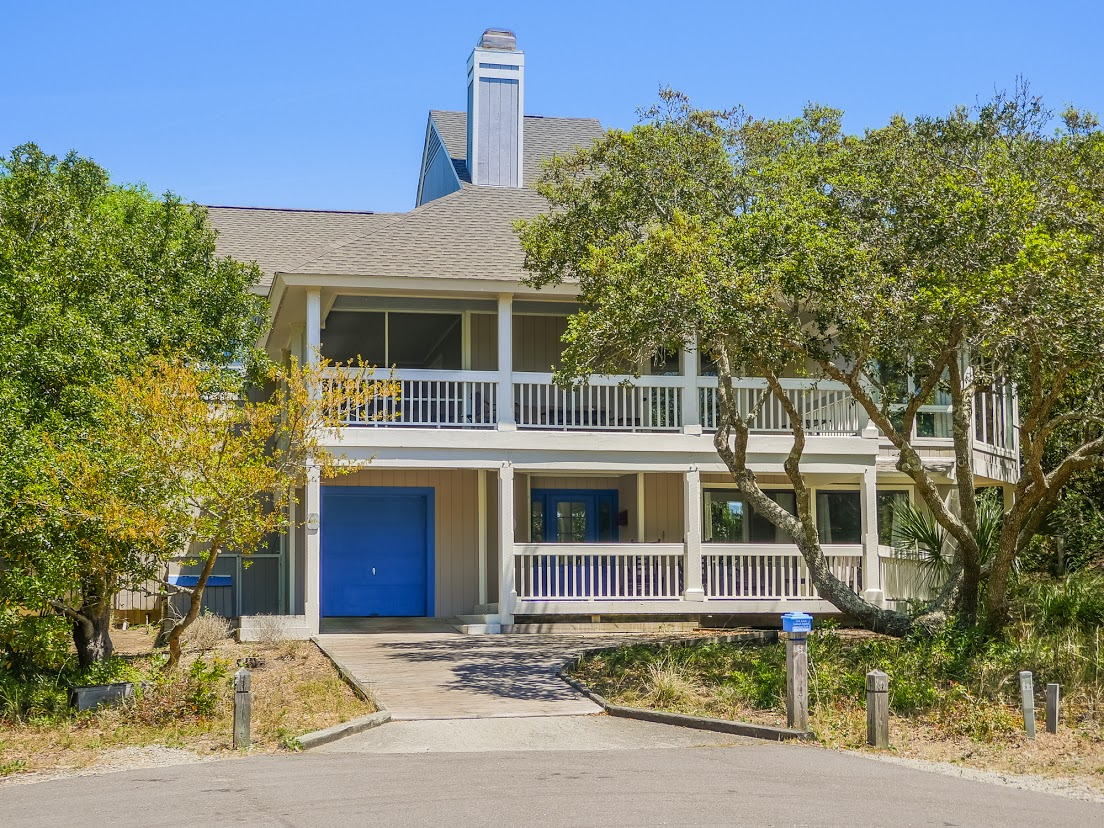 Single Family Home for Sale at Escape to Private Luxury 8 Racerunner Court Bald Head Island, North Carolina, 28461 United States