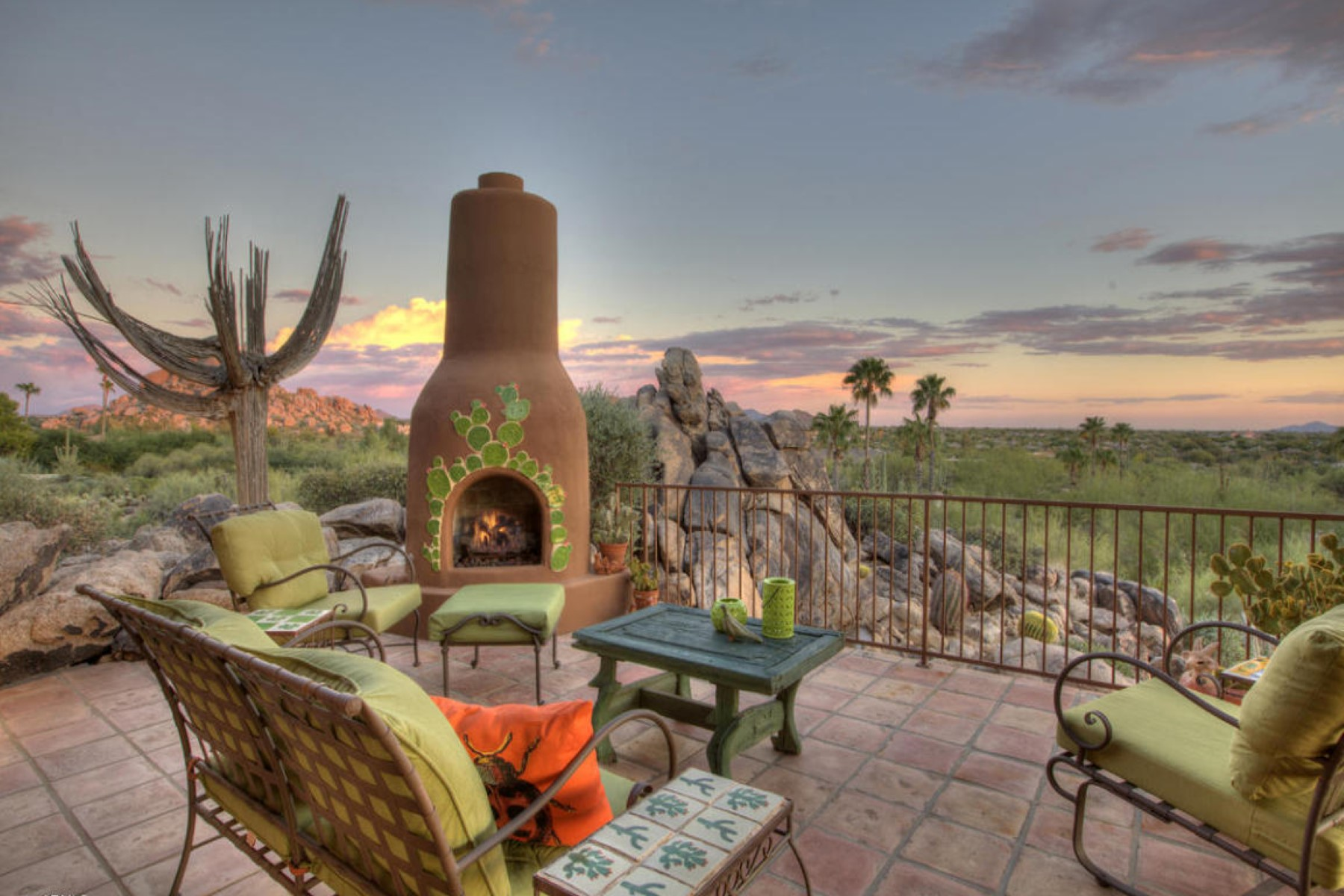 Property For Sale at Santa Fe charmer with incredible panoramic views
