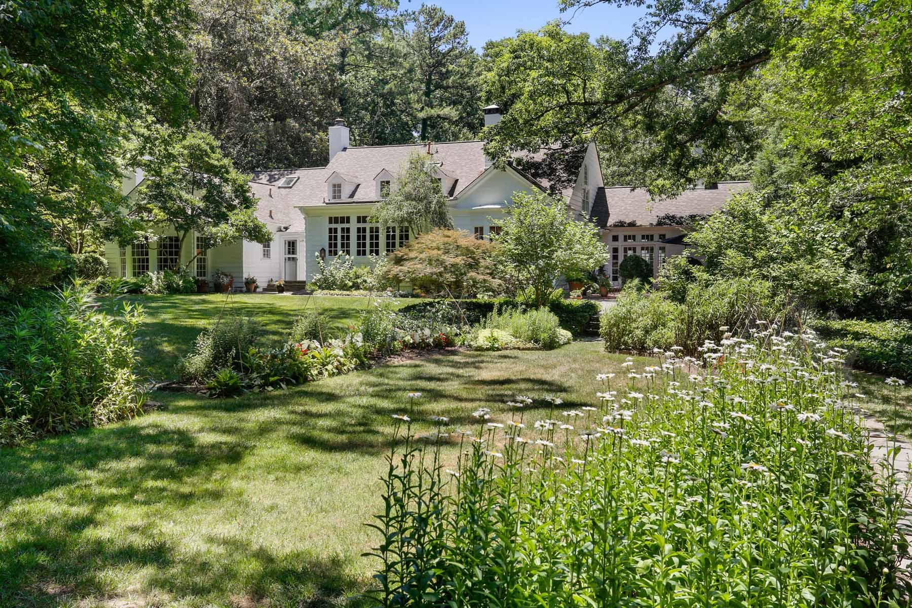 sales property at Comfortably Elegant Buckhead Estate