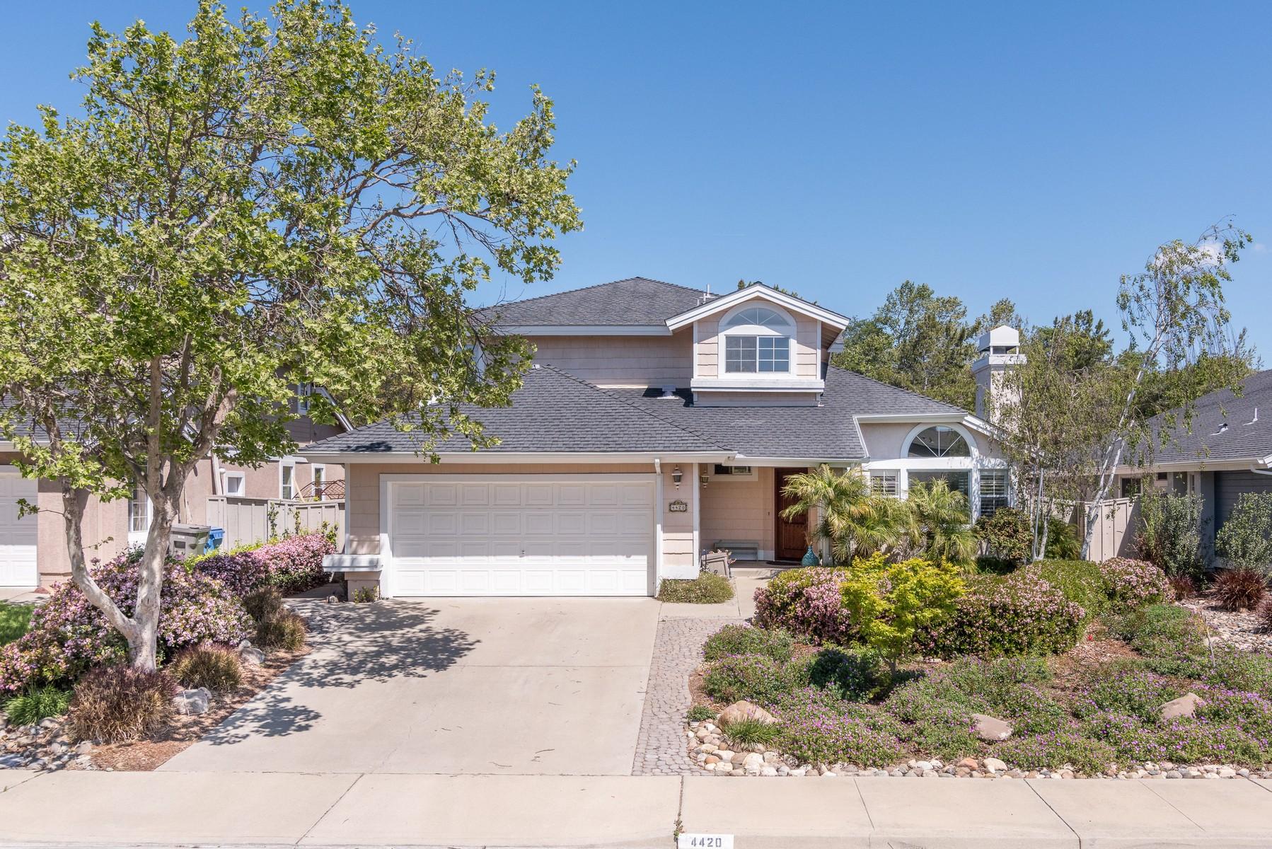 Villa per Vendita alle ore Beautiful Multi- Level Home 4420 Sunflower Way San Luis Obispo, California, 93401 Stati Uniti