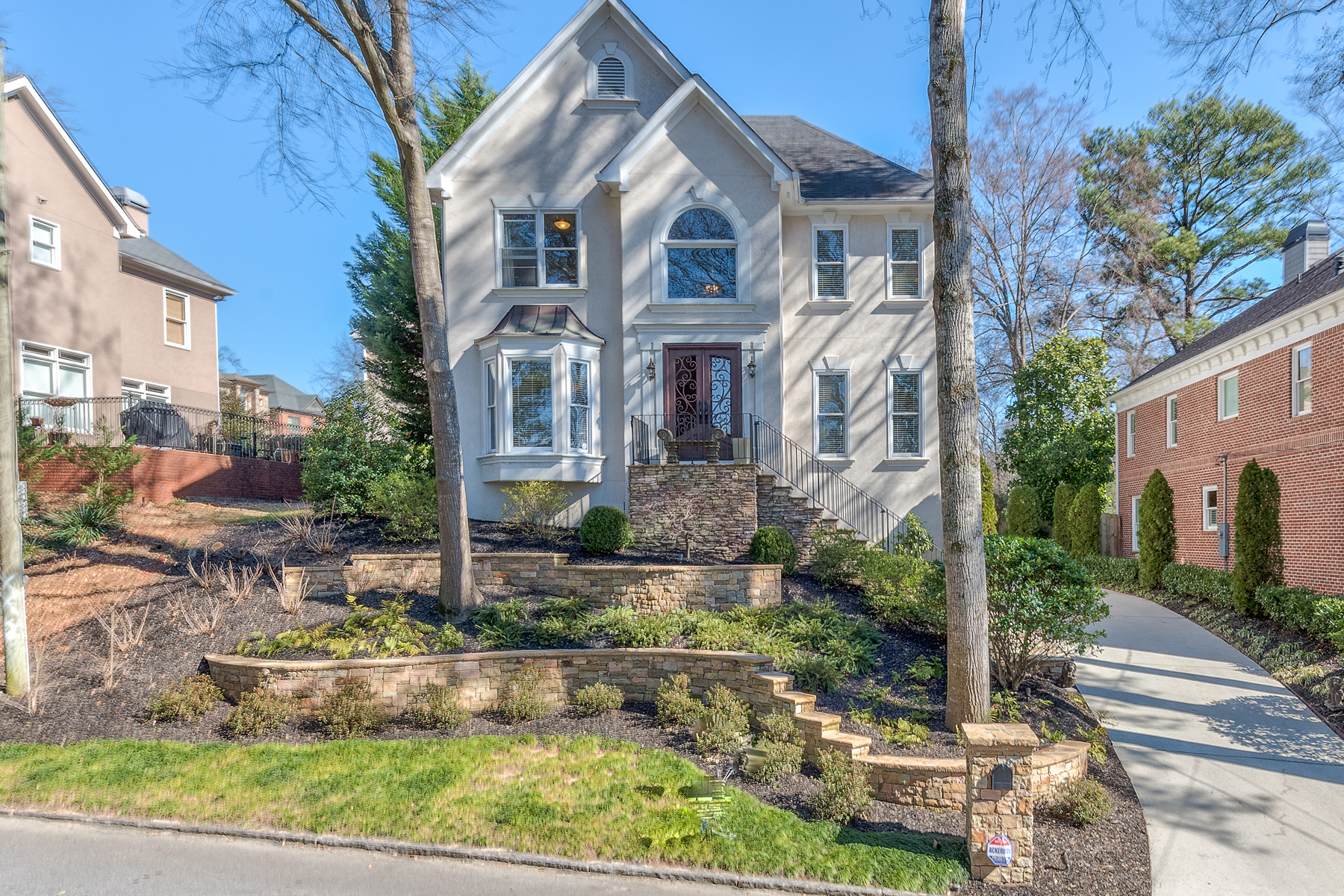 Property For Sale at Brookhaven Heights Home Offers A Charming Appeal