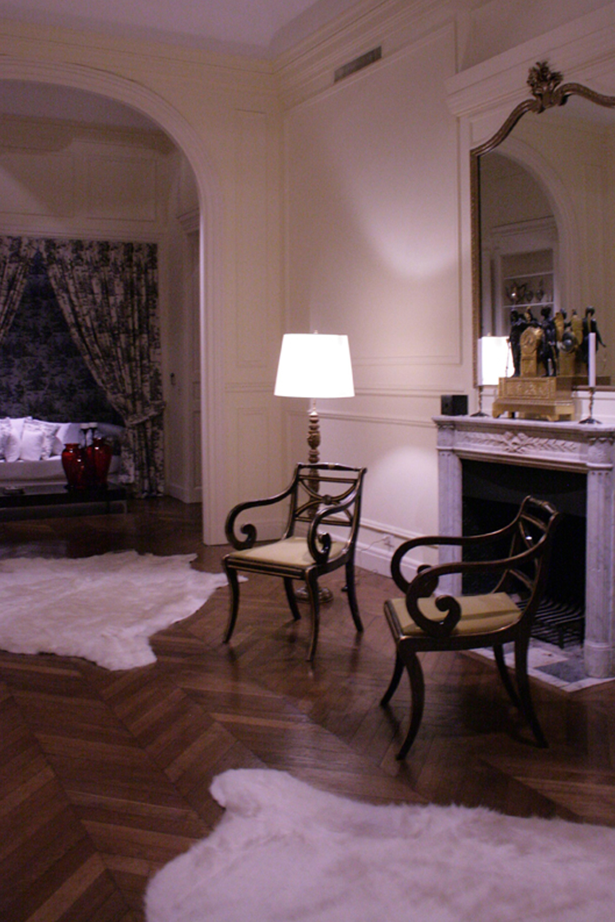 Property Of French Style Apartment in Recoleta